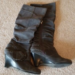 Naughty Monkey Boots size 8